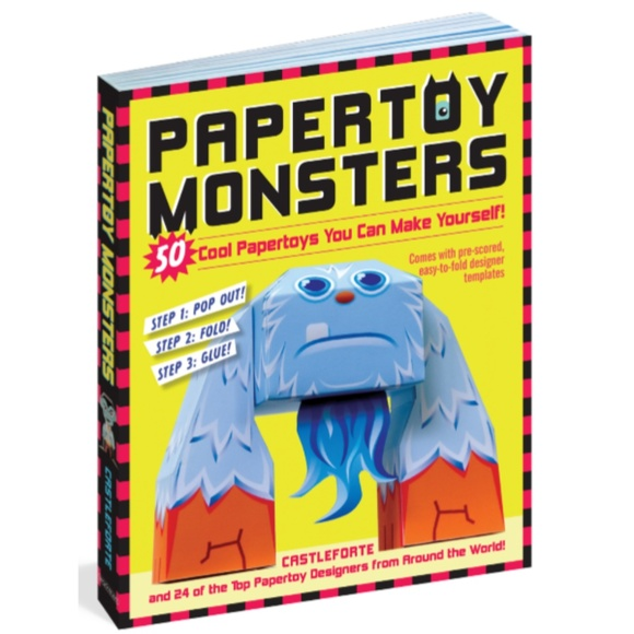 Other - Papertoy Monsters
